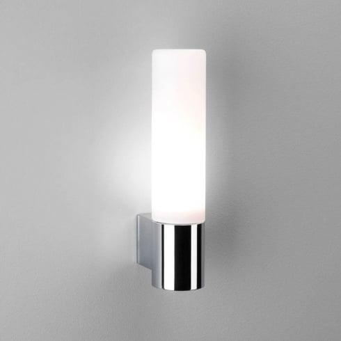 Astro Bari Surface Bathroom Wall Light Polished Chrome
