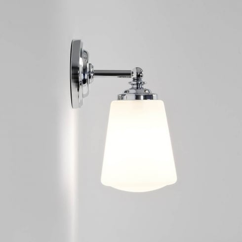 Astro Anton Surface Wall Light Polished Chrome