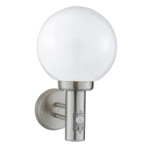 Searchlight Globe 085 Outdoor Surface Wall Light