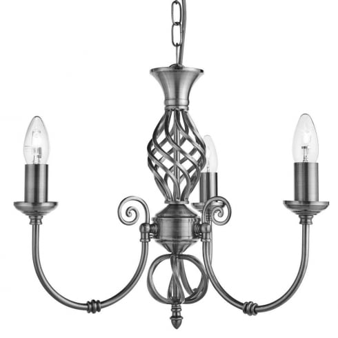 Searchlight Zanzibar 4489-3 Pendant Ceiling Light