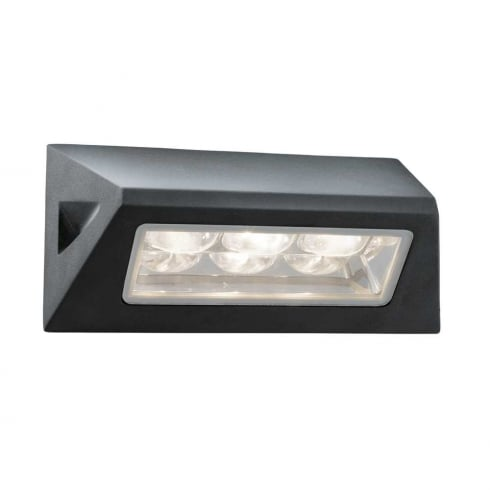 Searchlight Electric 5513BK Outdoor Surface Wall Light