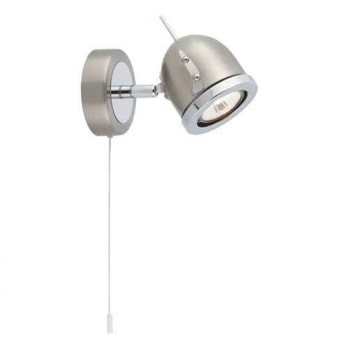 Searchlight Electric Palmer 4921SS Wall Spotlight