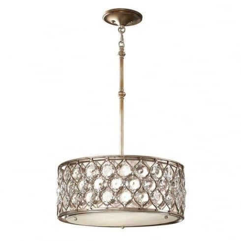 Elstead Lighting Lucia FE/LUCIA/B Pendant Chandelier