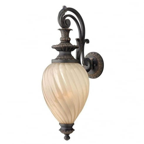 Elstead Lighting Montreal 3 Lt Large Wall Lantern HK/MONTREAL/L Exterior Wall Light