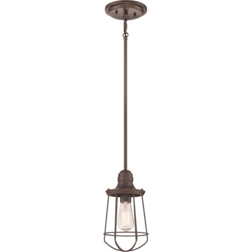 Elstead Lighting Marine 1 Lt Mini Pendant QZ/MARINE/P