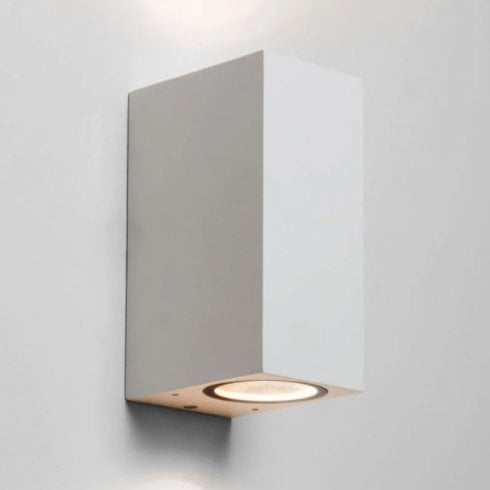 Astro Chios 150 Outdoor Surface Up and Down Wall Light White