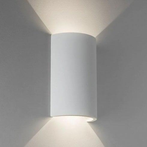 Astro Serifos 170 LED Ceramic Surface Wall Light White 2700K