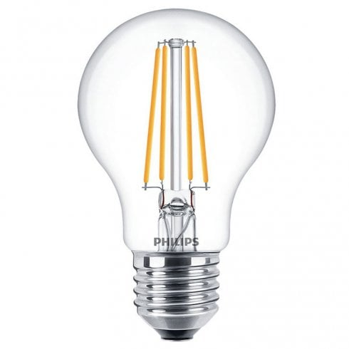 Philips CorePro LED GLS Bulb 8W ES Dimmable Warm White