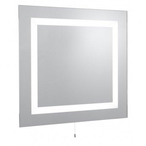 Searchlight 8510 Square 4lt IP44 Illuminated Bathroom Mirror