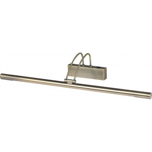 Searchlight 8343AB Picture Light Antique Brass