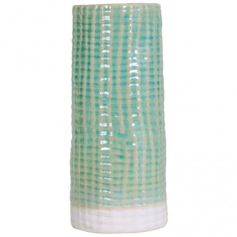 Libra Shorton 907893 Mint Ceramic Vase
