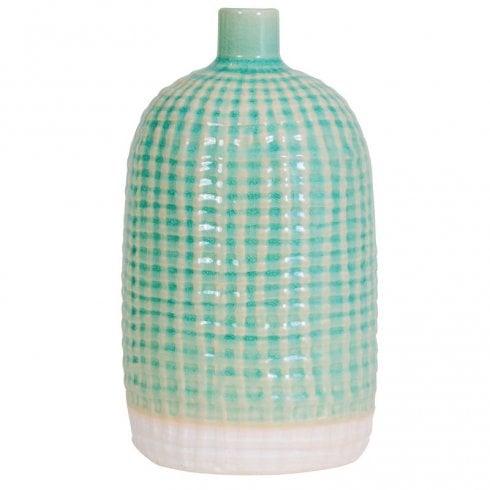 Libra Shorton 907888 Mint Ceramic Vase
