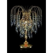 SHOWER ST01900/TL/G Gold Table Lamp