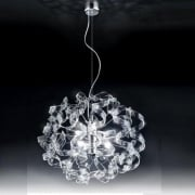 Astro 206.155.01 A498P Crystal Ceiling Light