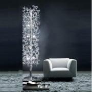 Metal Lux Astro 206.760.01 A1390P Crystal Floor Lamp