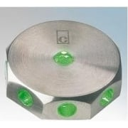 ML02 GREEN Stainless Steel LED Wall Light Mini