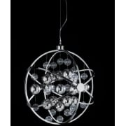 Muni MUNI-CH-L Chrome Pendant Ceiling Light