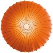 Axo Muse PLMUSE80ARXXE27 Orange Wall/Semi Flush Ceiling Light