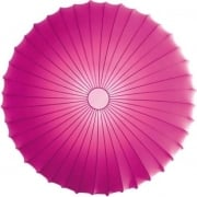 Axo Muse PLMUSE80FUXXE27 Fuchsia Wall/Semi Flush Ceiling Light