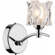 Jacob JAC0750 Polished Chrome Wall Light