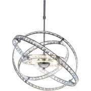 Eternity ETE2350 Polished Chrome LV 10 Light Pendant