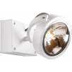 Intalite UK Kalu 147251 White Wall & Ceiling Light