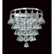 PARMA CFH011025/01/WB/CH Polished Chrome Wall Light