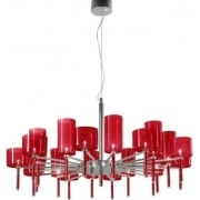 Axo Spillray SPSPIL20RSCR12V Red Pendant Ceiling Light