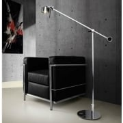 Axo AX20 PTAX20XXXXCRG9X Chrome Floor Lamp