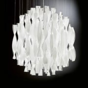 Axo Aura SPAURA60BCORE27 White Ceiling Light