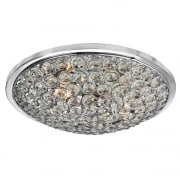 Searchlight Electric Orion 4163-35CC Flushed Ceiling Light