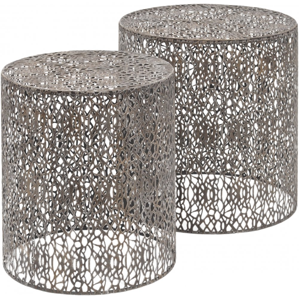Fantastic The Libra Caprio Nesting Table Set | On Sale at Lightplan OE79