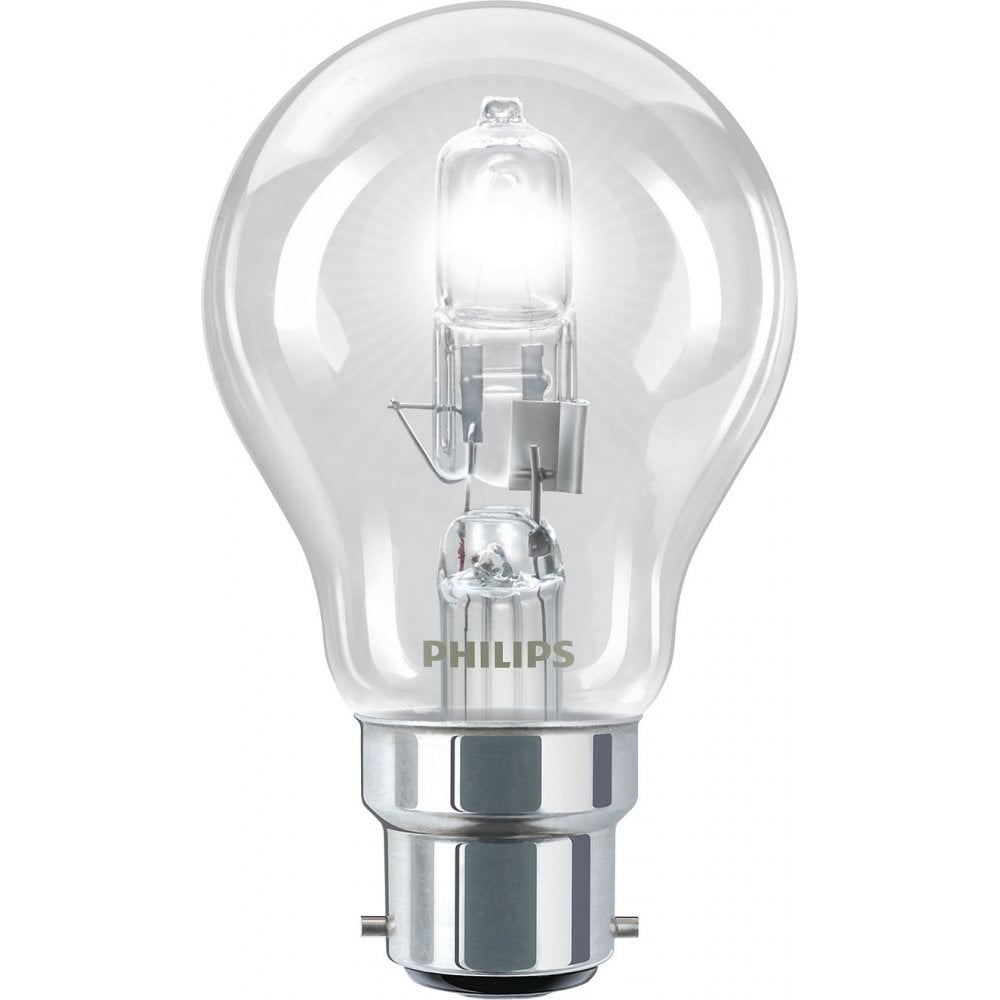 philips lighting 70w bc low energy light bulb philips. Black Bedroom Furniture Sets. Home Design Ideas