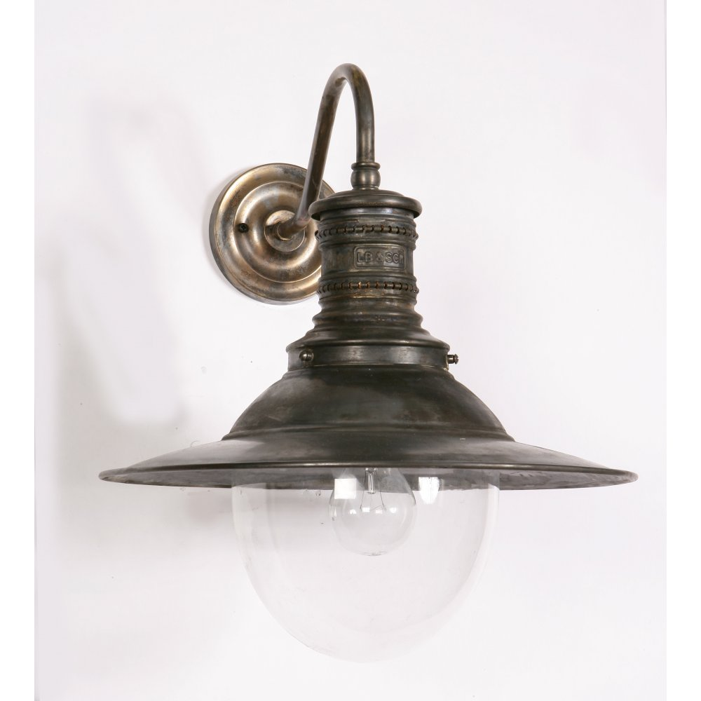 The Limehouse Lamp Company Victoria 437W Light Antique